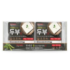 홈플시그니처_국산두부300gx2