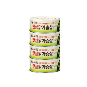 사조 리얼닭가슴살 135Gx4