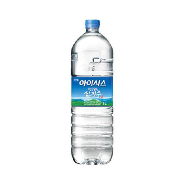 롯데칠성 아이시스평화공원산림수 2L 상품이미지