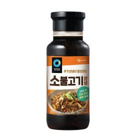 대상_청정원소불고기양념_500G