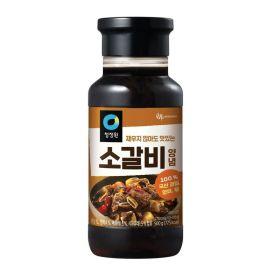 대상_청정원소갈비양념_500G