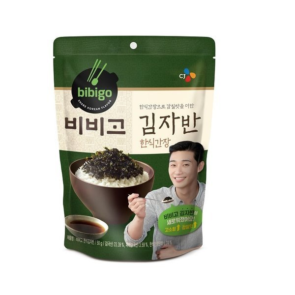 (1+1)CJ 비비고 토종김김자반 50G 봉 상품이미지