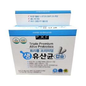 팜크로스_트리플프리미엄생유산균캡슐_400mgx60캡슐