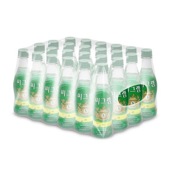코카콜라 씨그램천연레몬 350MLx24 상품이미지