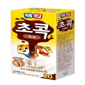동서식품_제티초콕초코렛맛_20T 72G