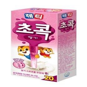 동서식품_제티초콕딸기맛_20T 72G