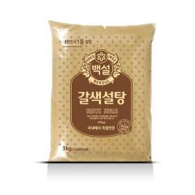 CJ_갈색설탕_3KG