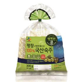씨제이_행복한콩숙주나물_300G