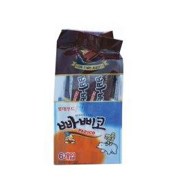 (행사상품)롯데푸드_빠삐코_130MLx6
