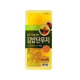 풀무원_김밥단무지_400G