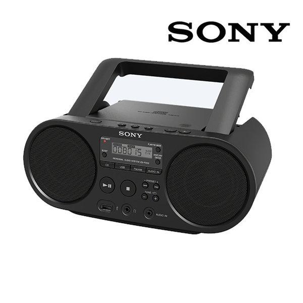 ZS-PS50 휴대가능 MP3 CD플레이어 라디오 USB 오디오 상품이미지