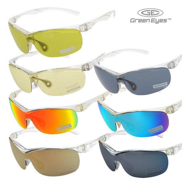 그린아이즈 클리어 미러편광렌즈 선글라스 특가모음 상품이미지