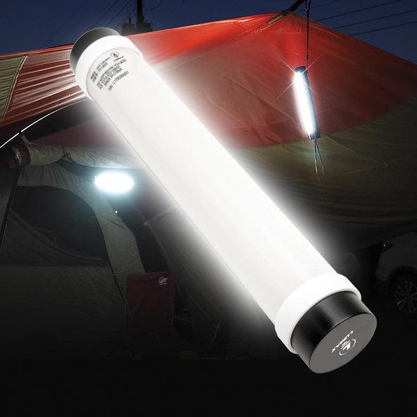 루맥스 FS-LB20 USB 충전식 LED 랜턴/캠핑/후레쉬 상품이미지