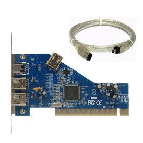 이지넷 NEXT-1394TI 1394 PC 확장카드  PCI슬롯