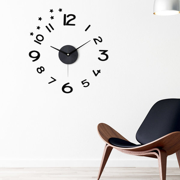 DIY벽시계 /인테리어시계 /거실벽시계 /무소음벽시계 상품이미지