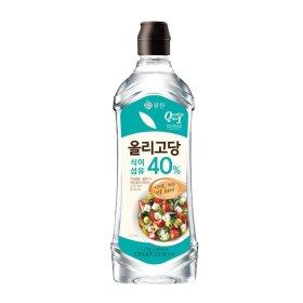삼양사 큐원_식이섬유풍부 올리고당_1.2kg