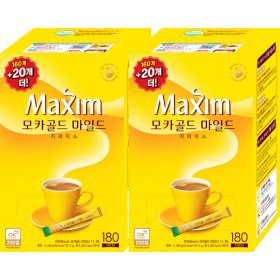 [Dongsuh] Maxim / instant coffee set collection / coffee mix /