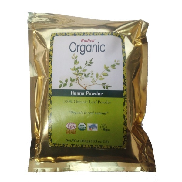 유기농 라디코 헤나 (Radico Organic Henna 100g) 상품이미지