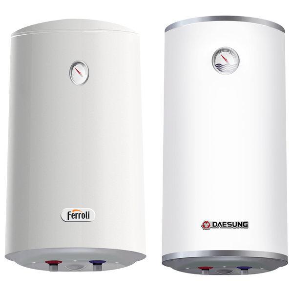대성쎌틱 전기온수기 SEV-80 저장식 법랑 스텐 온수기 상품이미지