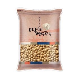 백태(노란콩)1kg  메주/두부/두유콩