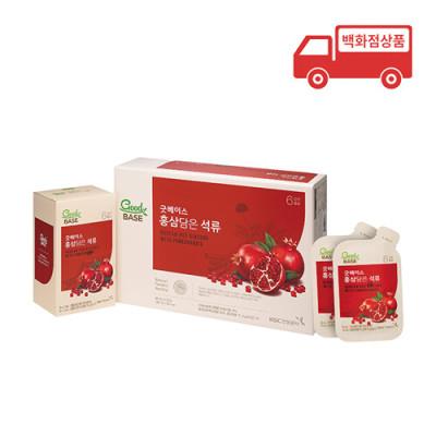 [Cheong-Kwan-Jang] Good Base Natural Pomegranate 50mlx30 Pouches