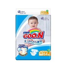 (1+1)GOON_밴드형기저귀중형_64매