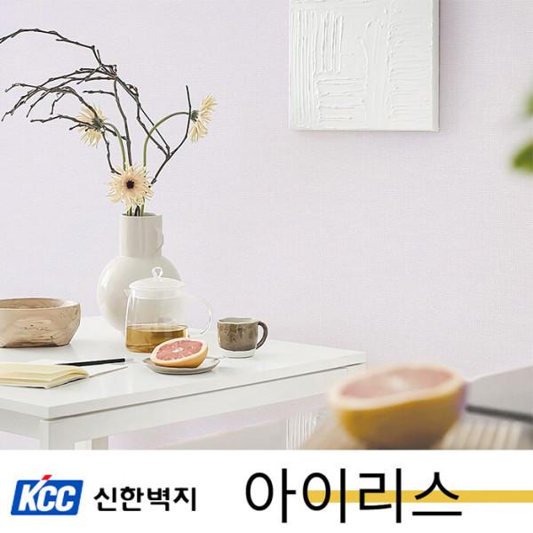 신한 아이리스 합지벽지 루키/ 1롤 도배지 포인트벽지 상품이미지