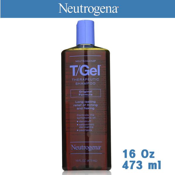 NEUTROGENA 티젤 샴푸 16 oz 473 mL T/Gel Shampoo 상품이미지