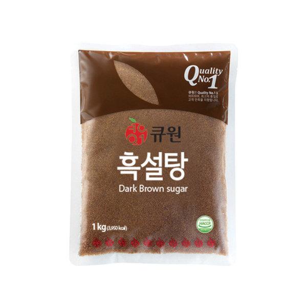 삼양사_큐원흑설탕_1KG 상품이미지