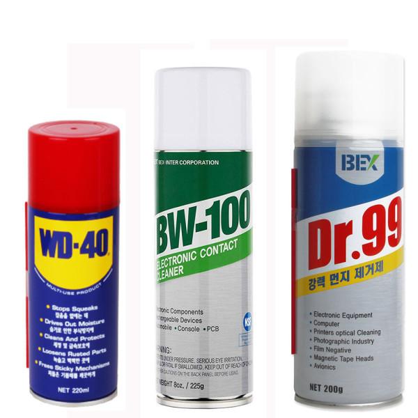 BW-100 전기 접점부활제 기판 세정제 225g BW100 상품이미지