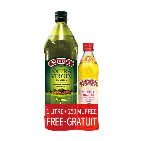 보르게스 엑스트라버진올리브유 1L 상품이미지