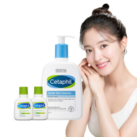 -Cetaphil Official Distributor- Cetaphil large size Cleanser 473ml