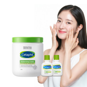 -Cetaphil Official Distributor- Cetaphil Large Size Cream 550g