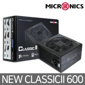 Classic II 600W 12V Single Rail 85 파워서플라이
