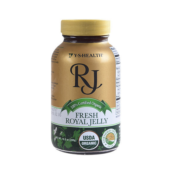 유기농 생로얄젤리 300g (Organic Fresh Royal Jelly) 상품이미지