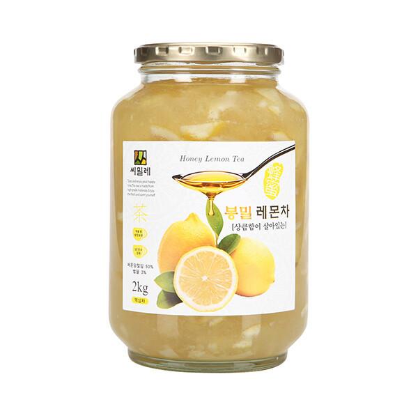 씨밀레 유자/자몽/레몬/청귤/자몽100%/허니진저티 상품이미지