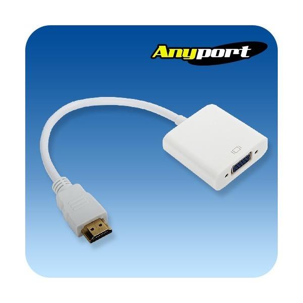 무배 AP-HDTV1 HDMI to VGA 변환 컨버터 듀얼모니터 상품이미지