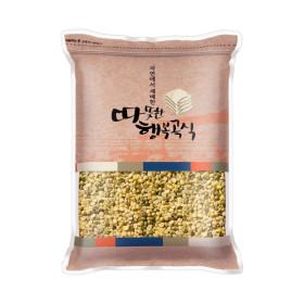 국산 깐녹두 800g