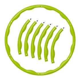 훌라후프 초급용(1.2kg) 뱃살 지압효과 다이어트 후프