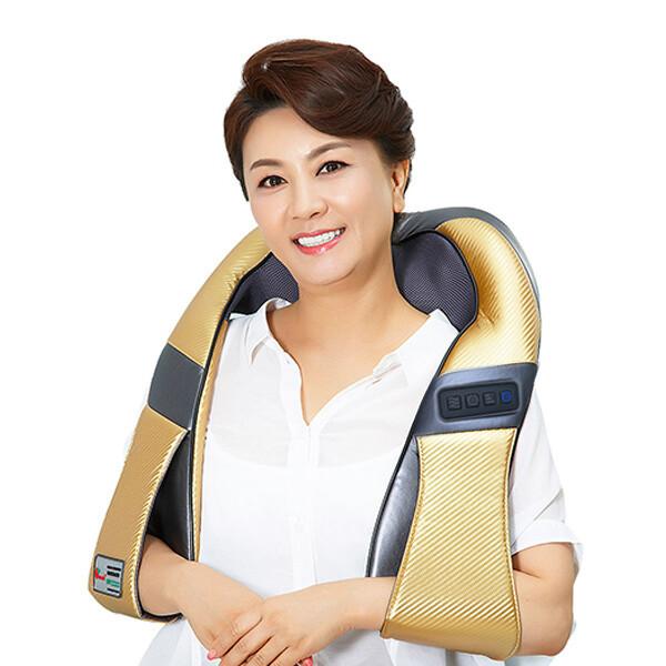 휴메이트/휴플러스 목안마기 어깨안마기 YTT-5400 무선 상품이미지