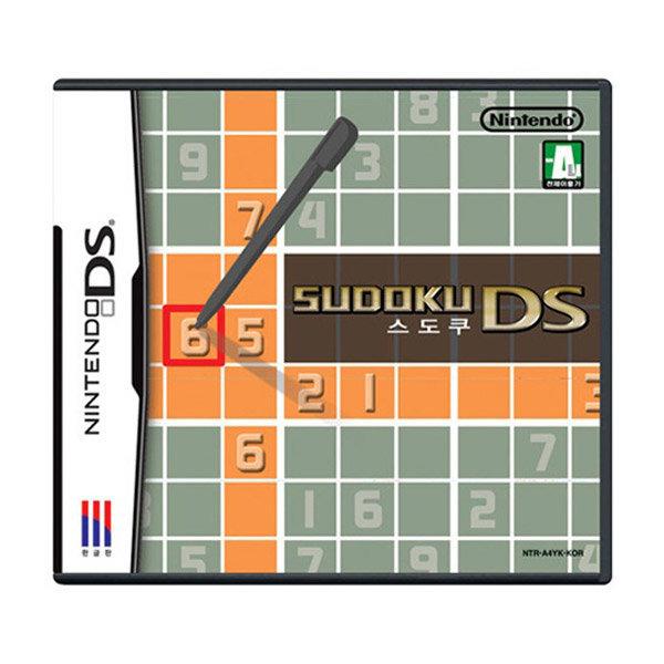 스도쿠 DS / 닌텐도 SUDOKU DS  / DS 3DS dsi 호환 상품이미지