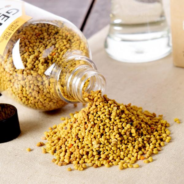 금적산벌꿀농장 건조화분 생화분 250g 상품이미지