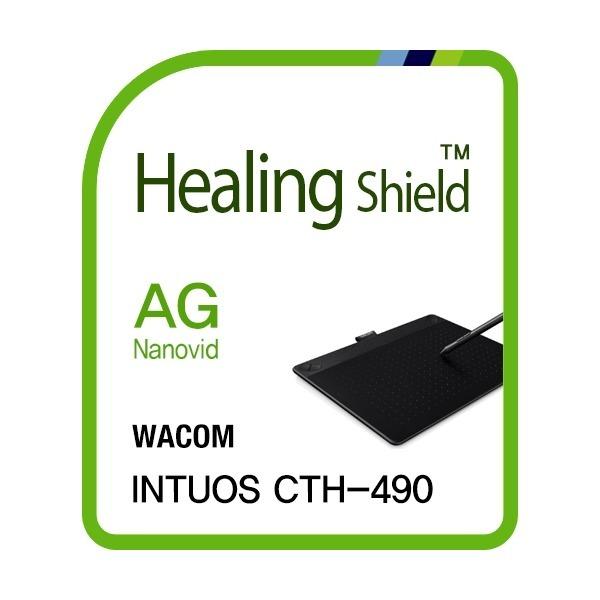 와콤 인튜어스 CTH-490 저반사 지문방지 액정보호필름 상품이미지
