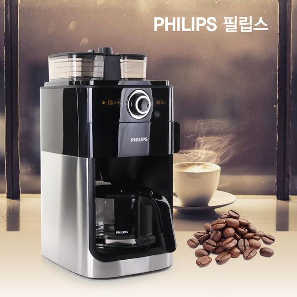 필립스 커피메이커 HD-7761 커피머신  HD7761 상품이미지