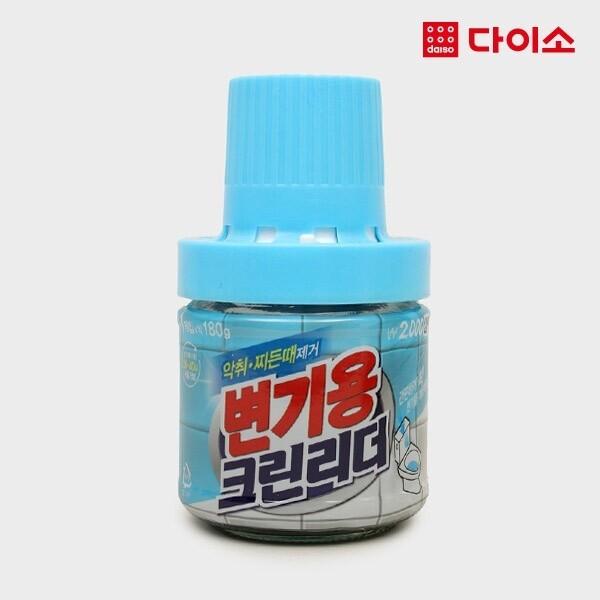 다이소 변기 세정제 크린리더(병타입)-47984 상품이미지