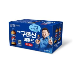 (1+1)해태음료_구론산바몬드오리지널액_150MLx10