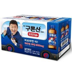 (1+1)해태음료 구론산바몬드오리지널액 150MLx10