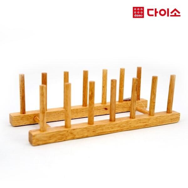 다이소 고무나무 접시스텐드(6단)-61419 상품이미지