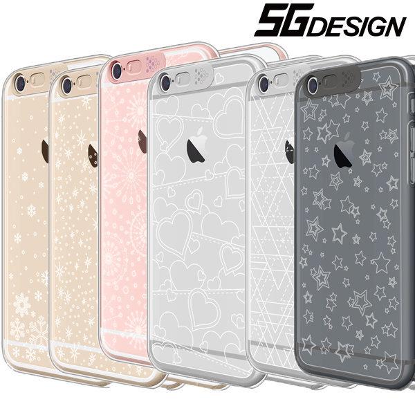 SG 아이폰6S플러스 라이팅 클리어 쉴드 케이스 상품이미지