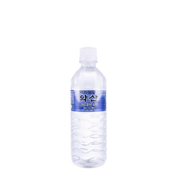 약산샘물 500ml 1.8L 프리미엄 먹는샘물 상품이미지